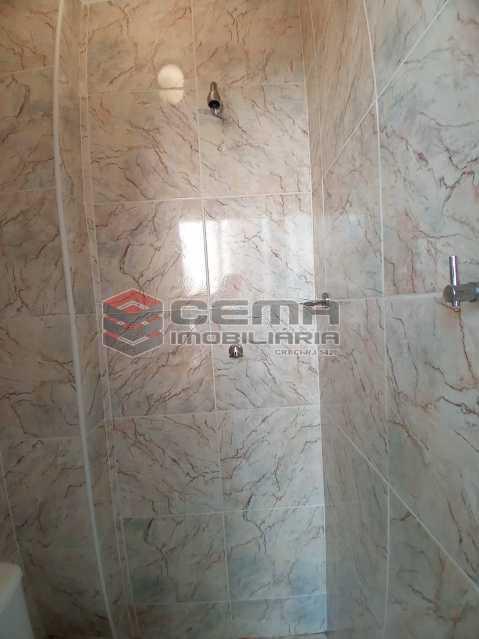 banheiro de empregada - Apartamento 3 quartos à venda Tijuca, Rio de Janeiro - R$ 470.000 - LAAP34634 - 28