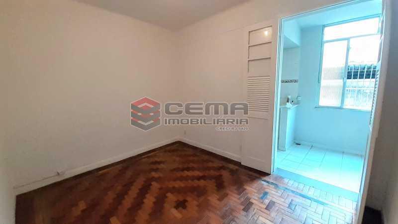 Sala - Apartamento para alugar Rua Benjamim Constant,Glória, Zona Sul RJ - R$ 1.300 - LAAP13072 - 3