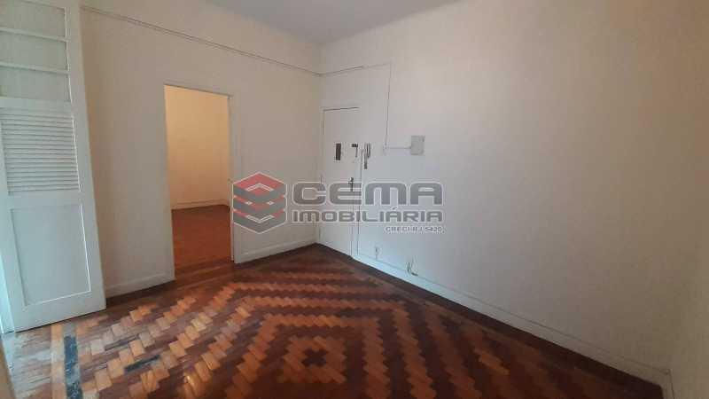 Sala - Apartamento para alugar Rua Benjamim Constant,Glória, Zona Sul RJ - R$ 1.300 - LAAP13072 - 4