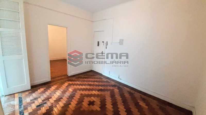 Sala - Apartamento para alugar Rua Benjamim Constant,Glória, Zona Sul RJ - R$ 1.300 - LAAP13072 - 1