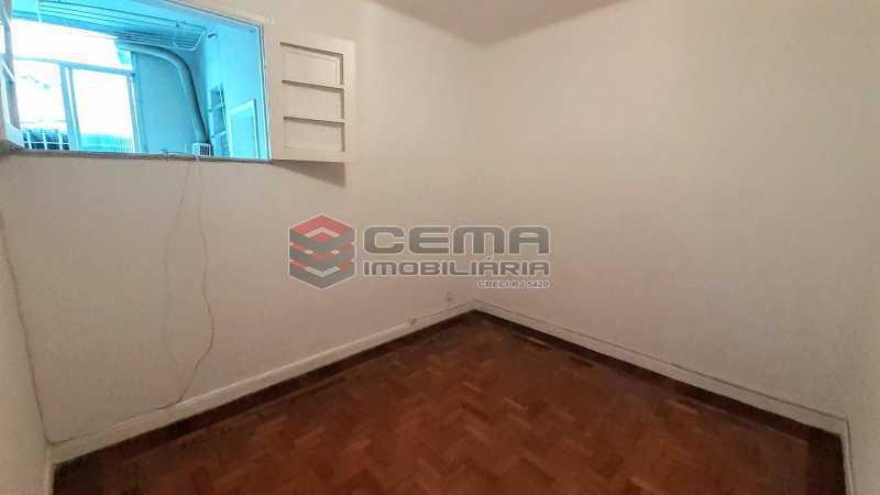Quarto - Apartamento para alugar Rua Benjamim Constant,Glória, Zona Sul RJ - R$ 1.300 - LAAP13072 - 7
