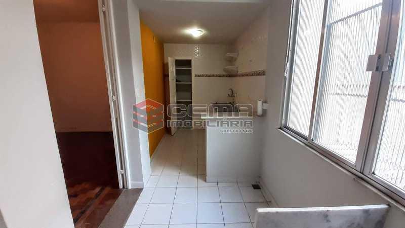 área de serviço - Apartamento para alugar Rua Benjamim Constant,Glória, Zona Sul RJ - R$ 1.300 - LAAP13072 - 10