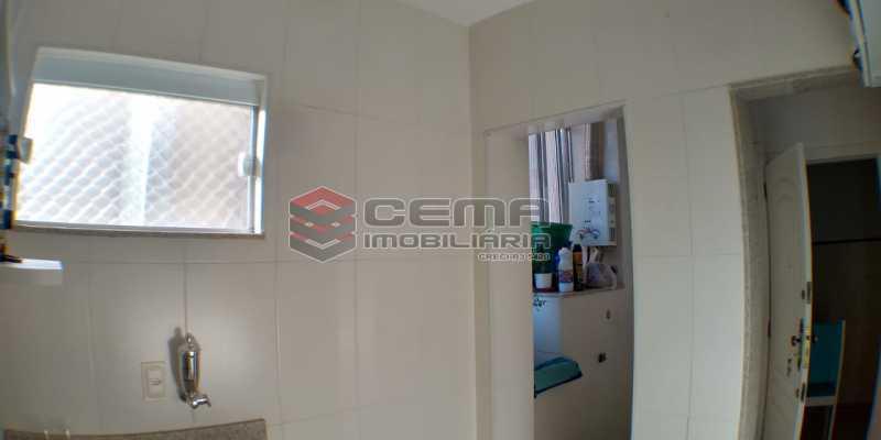 Cozinha - Apartamento 1 quarto à venda Catete, Zona Sul RJ - R$ 425.000 - LAAP13073 - 13