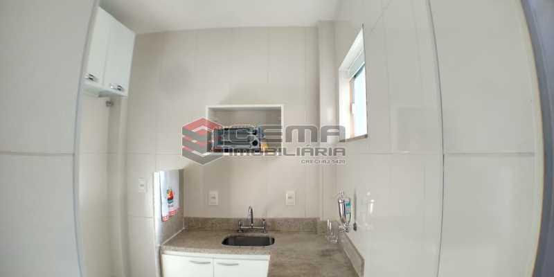Cozinha - Apartamento 1 quarto à venda Catete, Zona Sul RJ - R$ 425.000 - LAAP13073 - 15