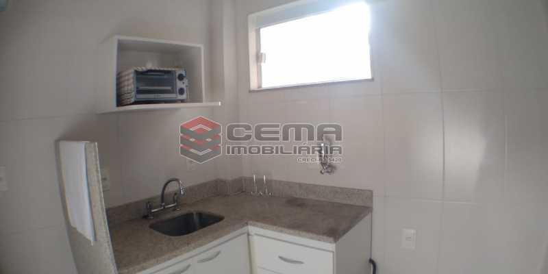 Cozinha - Apartamento 1 quarto à venda Catete, Zona Sul RJ - R$ 425.000 - LAAP13073 - 17