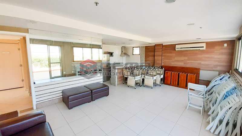 Salão de festas - Apartamento para alugar Rua Almirante Baltazar,São Cristóvão, Rio de Janeiro - R$ 3.000 - LAAP34649 - 20