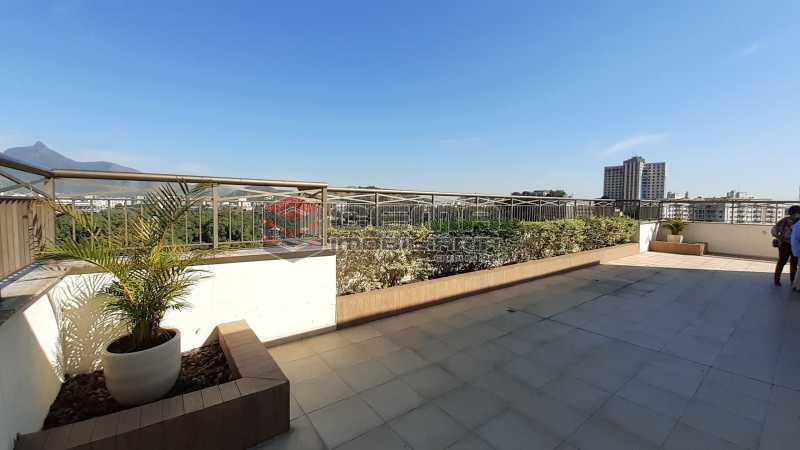Salão de festas - Apartamento para alugar Rua Almirante Baltazar,São Cristóvão, Rio de Janeiro - R$ 3.000 - LAAP34649 - 21