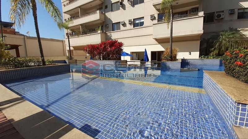 Piscina - Apartamento para alugar Rua Almirante Baltazar,São Cristóvão, Rio de Janeiro - R$ 3.000 - LAAP34649 - 24