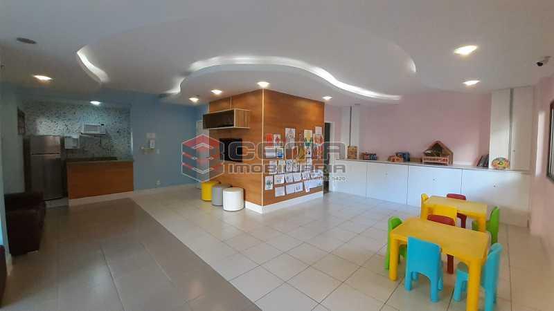 Espaço infantil - Apartamento para alugar Rua Almirante Baltazar,São Cristóvão, Rio de Janeiro - R$ 3.000 - LAAP34649 - 29