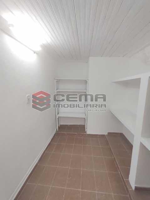 dependência - Excelente Apartamento de 3 quartos na Glória - LAAP34696 - 25