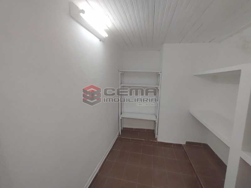 dependência - Excelente Apartamento de 3 quartos na Glória - LAAP34696 - 26