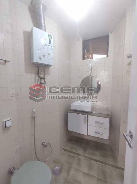 banheiro social - Excelente Apartamento de 3 quartos na Glória - LAAP34696 - 16