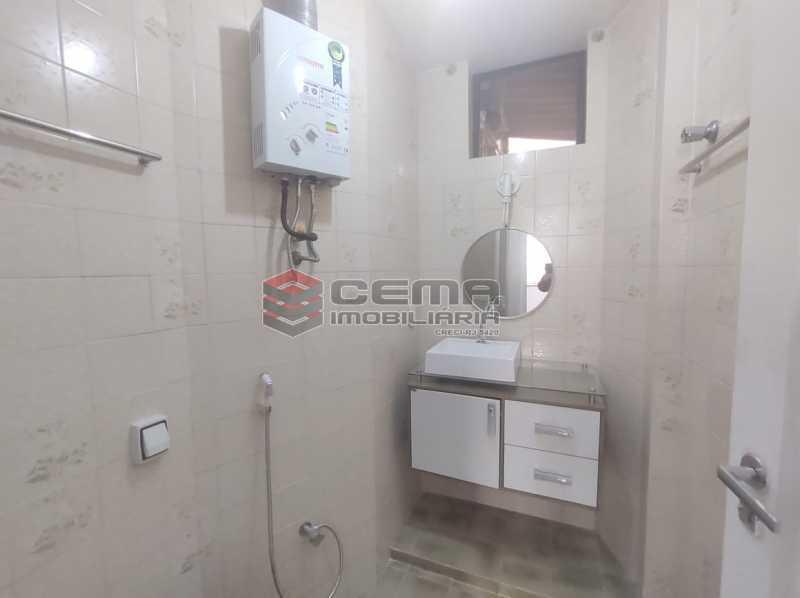 banheiro social - Excelente Apartamento de 3 quartos na Glória - LAAP34696 - 15