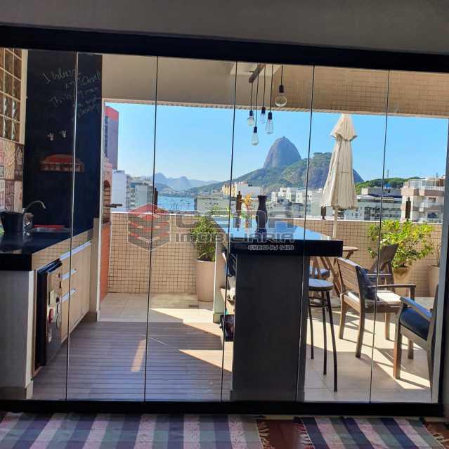 006a78b0-5a5d-47a3-9258-82cb1a - Cobertura 3 quartos à venda Botafogo, Zona Sul RJ - R$ 2.030.000 - LACO30316 - 16