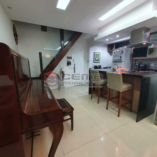 8b3fcccd-bb7c-42ad-9cc3-46bf82 - Cobertura 3 quartos à venda Botafogo, Zona Sul RJ - R$ 2.030.000 - LACO30316 - 3