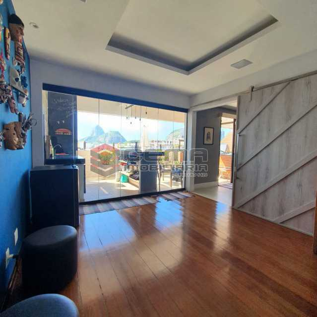75092282-9008-4ccf-b4d9-1ec32c - Cobertura 3 quartos à venda Botafogo, Zona Sul RJ - R$ 2.030.000 - LACO30316 - 13