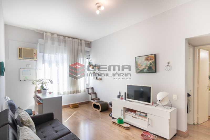 1 - Apartamento 1 quarto à venda Catete, Zona Sul RJ - R$ 420.000 - LAAP13088 - 1