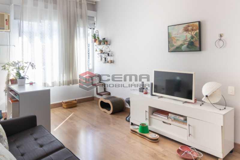 2 - Apartamento 1 quarto à venda Catete, Zona Sul RJ - R$ 420.000 - LAAP13088 - 3