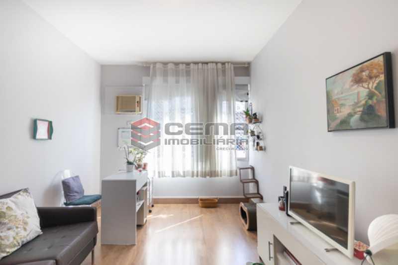 3 - Apartamento 1 quarto à venda Catete, Zona Sul RJ - R$ 420.000 - LAAP13088 - 4