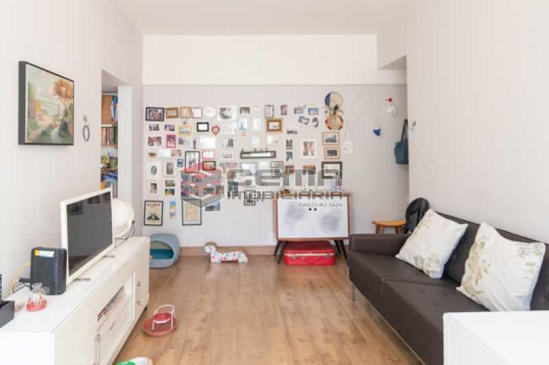 4 - Apartamento 1 quarto à venda Catete, Zona Sul RJ - R$ 420.000 - LAAP13088 - 5