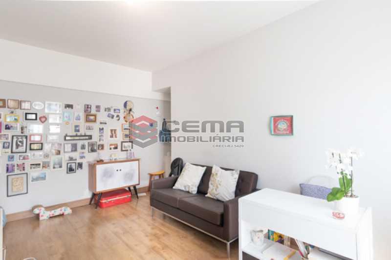 5 - Apartamento 1 quarto à venda Catete, Zona Sul RJ - R$ 420.000 - LAAP13088 - 6