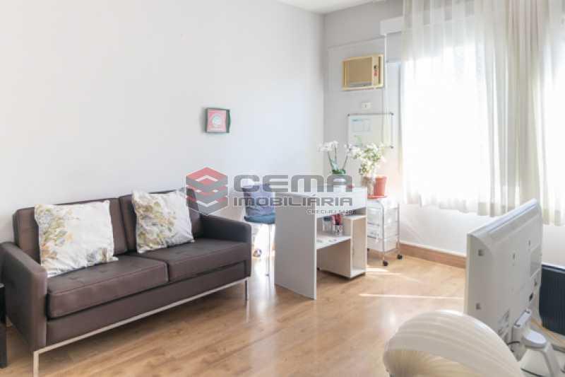 7 - Apartamento 1 quarto à venda Catete, Zona Sul RJ - R$ 420.000 - LAAP13088 - 8