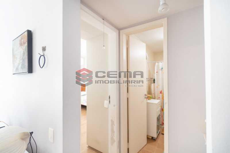 16 - Apartamento 1 quarto à venda Catete, Zona Sul RJ - R$ 420.000 - LAAP13088 - 17