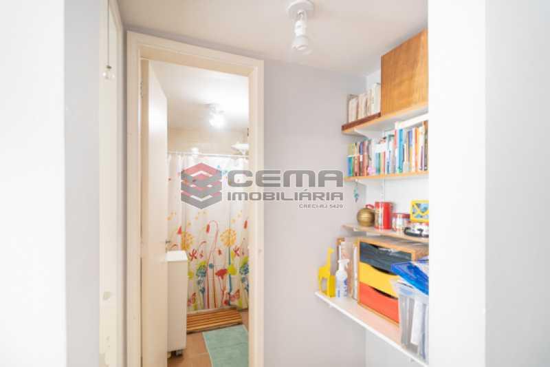 17 - Apartamento 1 quarto à venda Catete, Zona Sul RJ - R$ 420.000 - LAAP13088 - 18
