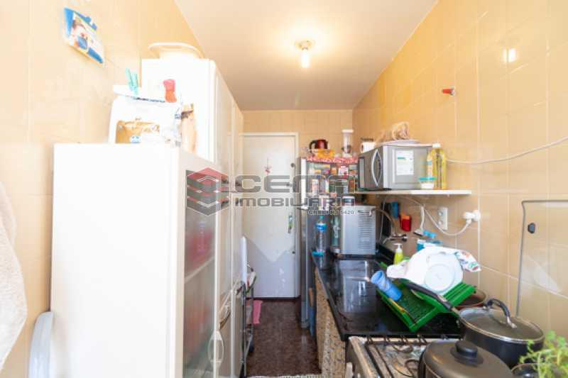 20 - Apartamento 1 quarto à venda Catete, Zona Sul RJ - R$ 420.000 - LAAP13088 - 21