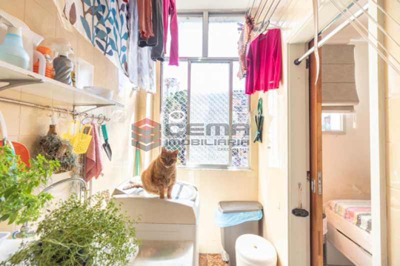 23 - Apartamento 1 quarto à venda Catete, Zona Sul RJ - R$ 420.000 - LAAP13088 - 24