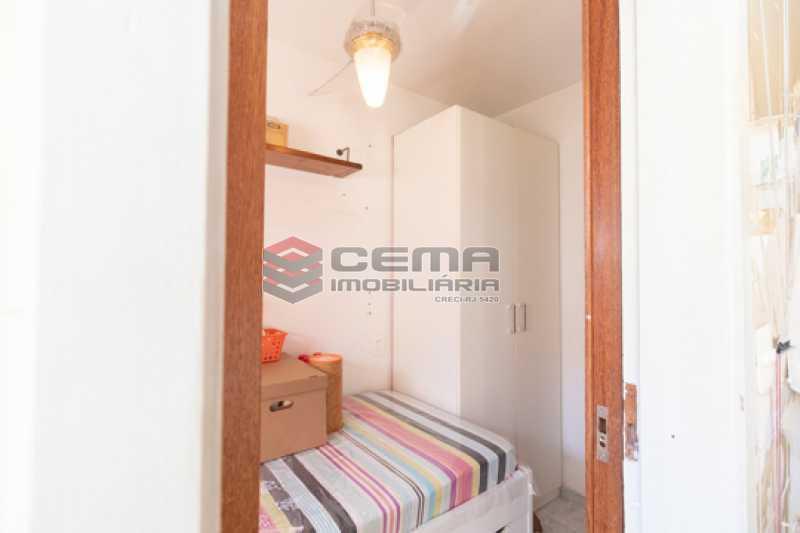 24 - Apartamento 1 quarto à venda Catete, Zona Sul RJ - R$ 420.000 - LAAP13088 - 25