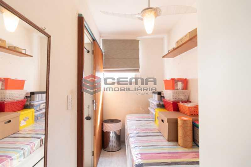 25 - Apartamento 1 quarto à venda Catete, Zona Sul RJ - R$ 420.000 - LAAP13088 - 26