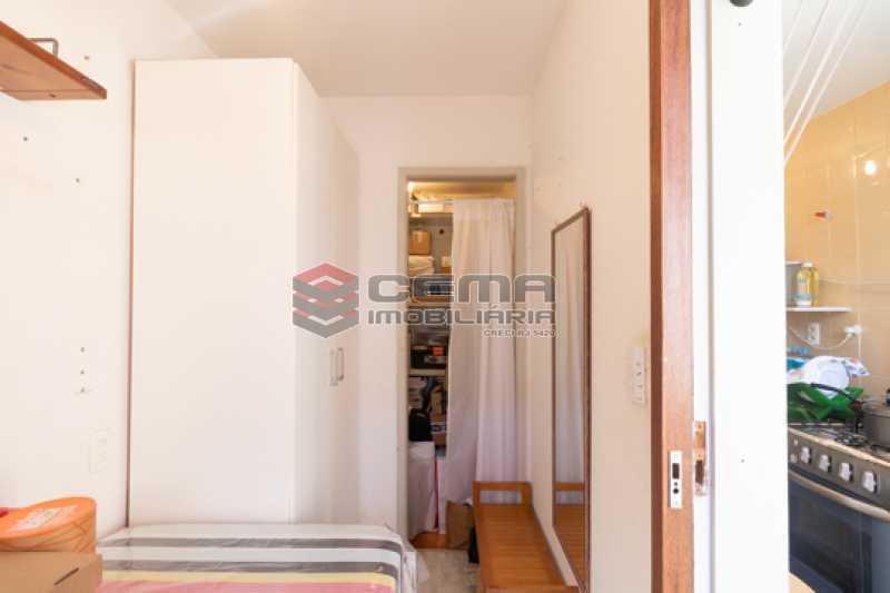 26 - Apartamento 1 quarto à venda Catete, Zona Sul RJ - R$ 420.000 - LAAP13088 - 27