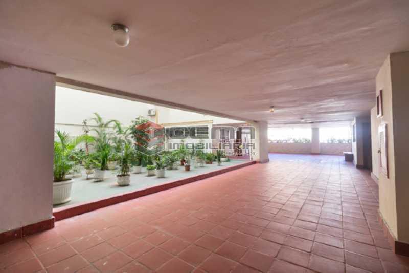 27 - Apartamento 1 quarto à venda Catete, Zona Sul RJ - R$ 420.000 - LAAP13088 - 28
