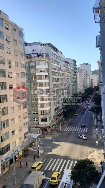 Vista - Apartamento para alugar Avenida Nossa Senhora de Copacabana,Copacabana, Zona Sul RJ - R$ 1.800 - LAAP25526 - 5