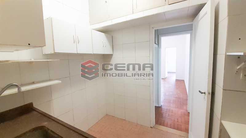 Cozinha - Apartamento para alugar Avenida Nossa Senhora de Copacabana,Copacabana, Zona Sul RJ - R$ 1.800 - LAAP25526 - 12