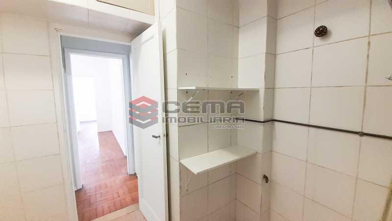 Cozinha - Apartamento para alugar Avenida Nossa Senhora de Copacabana,Copacabana, Zona Sul RJ - R$ 1.800 - LAAP25526 - 13