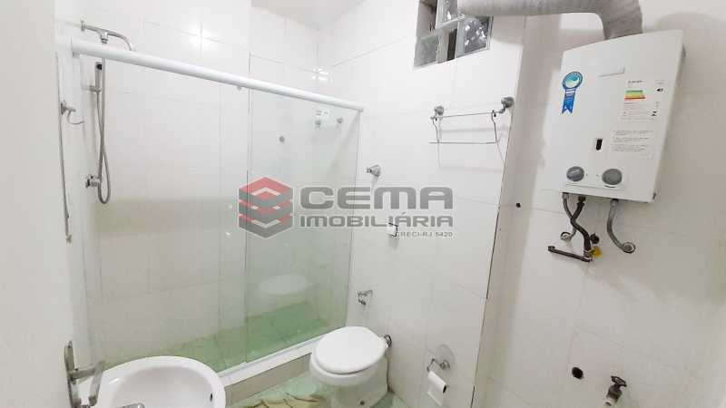 Banheiro - Apartamento para alugar Avenida Nossa Senhora de Copacabana,Copacabana, Zona Sul RJ - R$ 1.800 - LAAP25526 - 14