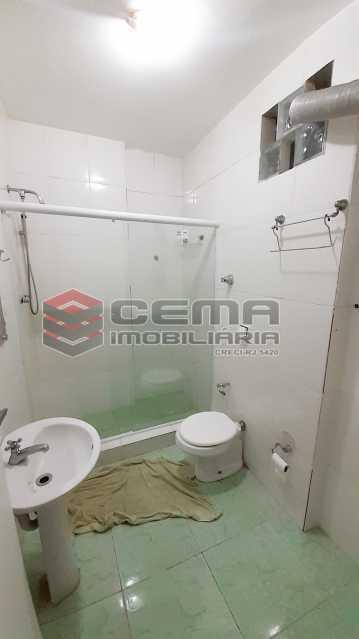 Banheiro - Apartamento para alugar Avenida Nossa Senhora de Copacabana,Copacabana, Zona Sul RJ - R$ 1.800 - LAAP25526 - 15