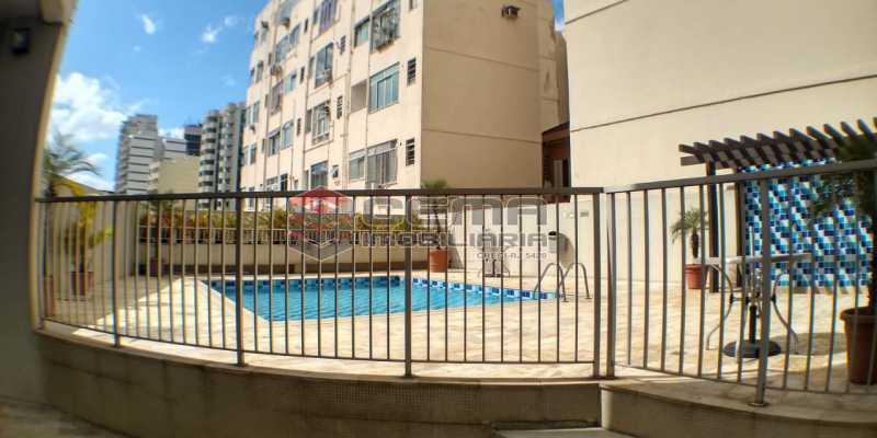Piscina - Flat 1 quarto para alugar Botafogo, Zona Sul RJ - R$ 2.500 - LAFL10084 - 15