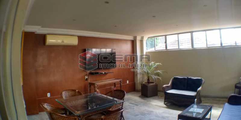 Espaço Gourmet - Flat 1 quarto para alugar Botafogo, Zona Sul RJ - R$ 2.500 - LAFL10084 - 18