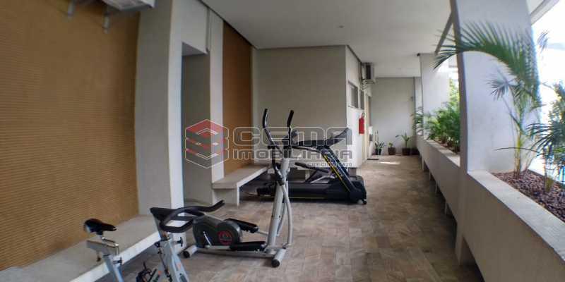 Academia - Flat 1 quarto para alugar Botafogo, Zona Sul RJ - R$ 2.500 - LAFL10084 - 19