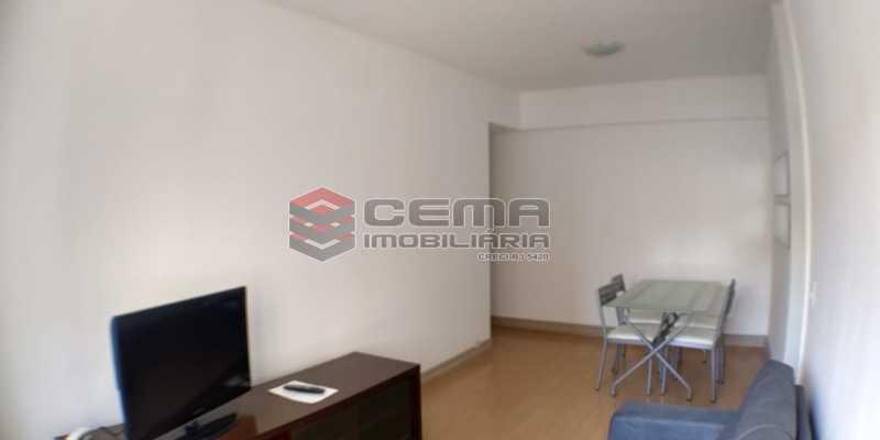 Sala - Flat 1 quarto para alugar Botafogo, Zona Sul RJ - R$ 2.500 - LAFL10084 - 3