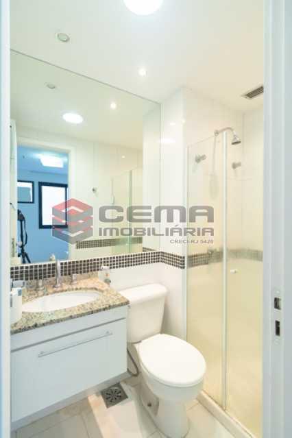 Banheiro Suíte - Flat em Boatafogo-RJ - LAFL20035 - 18