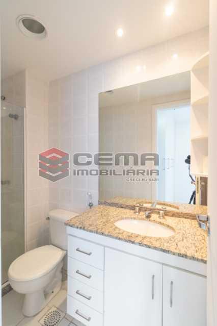 Banheiro Suíte - Flat em Boatafogo-RJ - LAFL20035 - 19