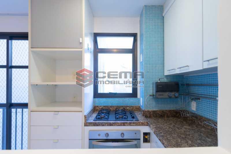 Cozinha - Flat em Boatafogo-RJ - LAFL20035 - 24