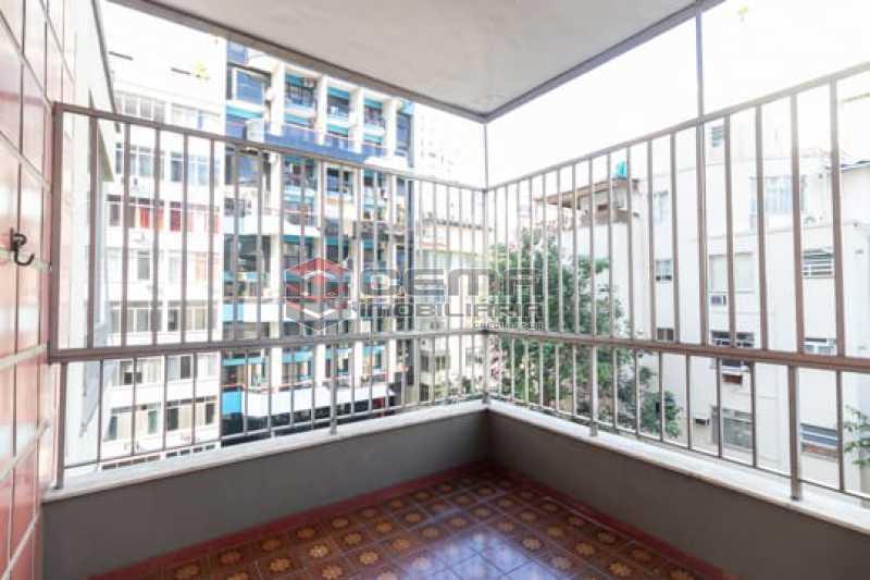 b7a524e9-6729-49db-92fd-db5cc2 - Apartamento 2 quartos à venda Flamengo, Zona Sul RJ - R$ 1.050.000 - LAAP25549 - 7
