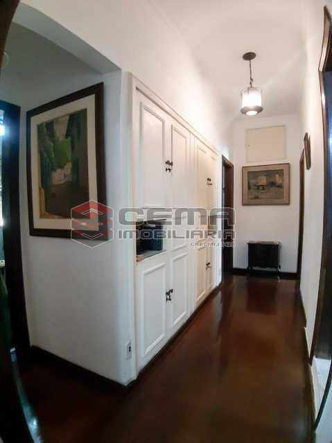 corredor  - Apartamento 3 quartos para alugar Copacabana, Zona Sul RJ - R$ 4.000 - LAAP34686 - 23