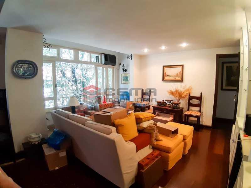 sala - Apartamento 3 quartos para alugar Copacabana, Zona Sul RJ - R$ 4.000 - LAAP34686 - 1