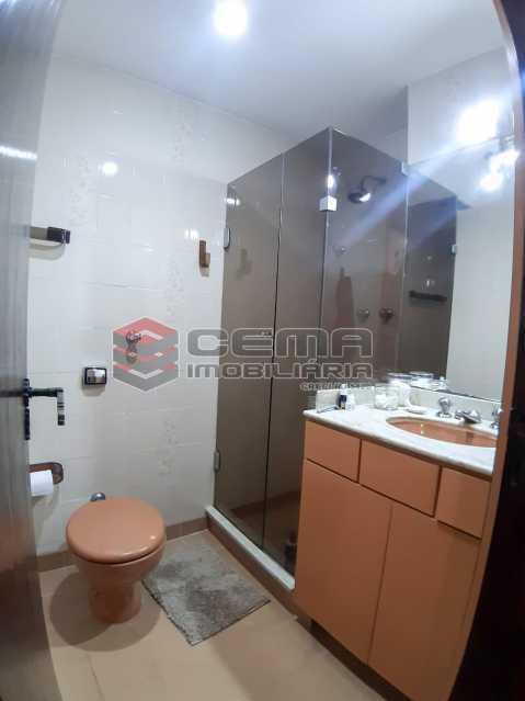 banheiro social - Apartamento 3 quartos para alugar Copacabana, Zona Sul RJ - R$ 4.000 - LAAP34686 - 13